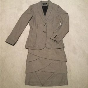 Etcetera blazer and skirt suit